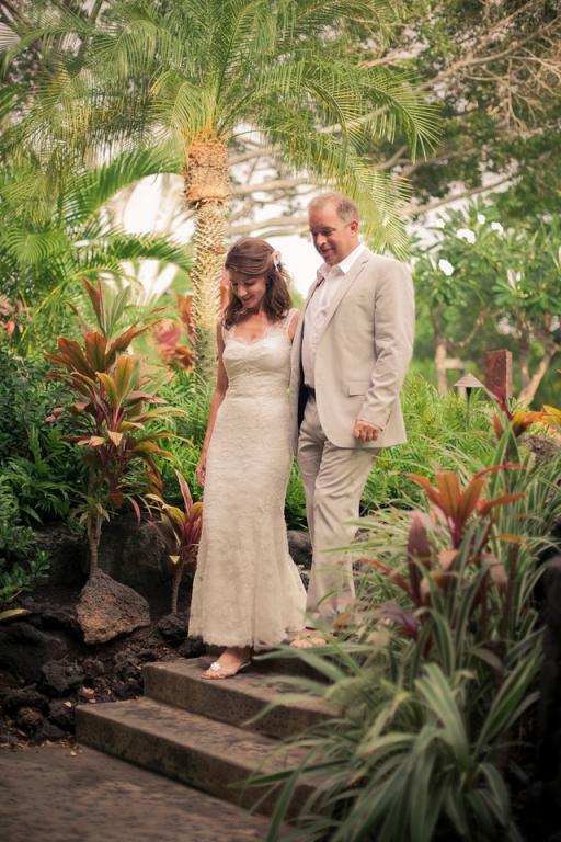 Kukio Beach Wedding Hawaii Planner