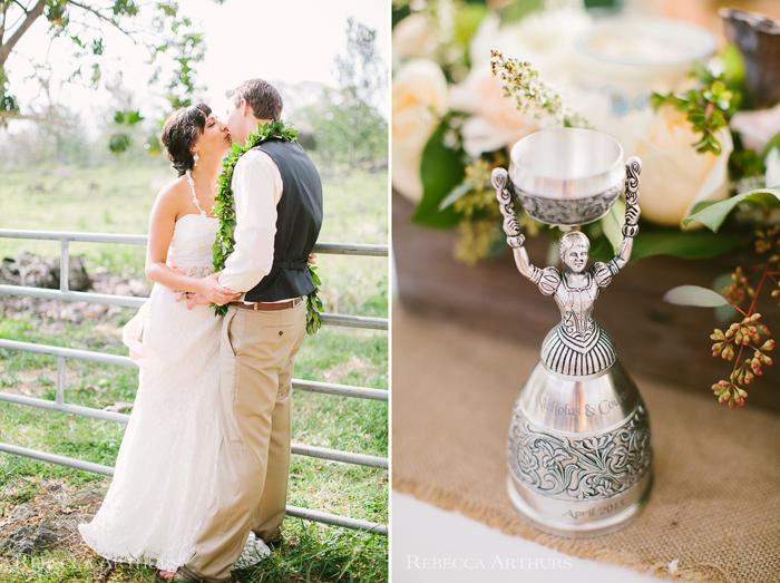 Kona plantation estates wedding villa quattro vintage for Wedding dress rental hawaii