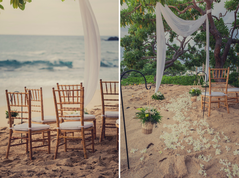 Kona Beach Wedding Island Weddings