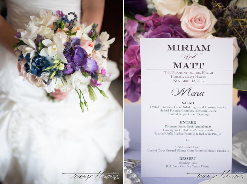 Orchid Wedding Hawaii