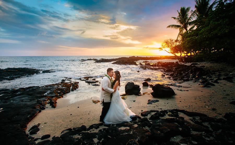 Public Beach Wedding Oahu