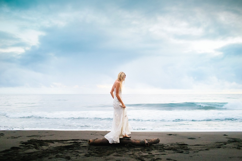 Waipio Valley Wedding, Vintage & Lace, Big Island of Hawaii 1