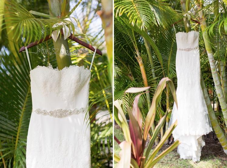 Vintage & lace anna ranch wedding hawaii